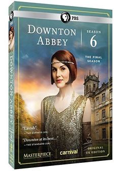 Laura Carmichael, Michelle Dockery, Maggie Smith, Jim Carter Hugh Bonneville & . - Masterpiece: Downton Abbey Season 6