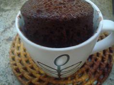 Brownies de microondas
