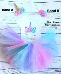 f9f888865848 Unicorn Birthday outfit unicorn bodysuit first birthday unicorn outfit baby  girl birthday outfit 1st birthday unicorn