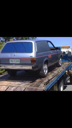 Holden Gemini gypsy panalvan