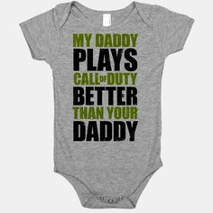 My Daddy Plays Video Games Better Than Your Daddy | HUMAN | T-Shirts, Tanks, Sweatshirts and Hoodies