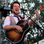 Pic from examiner.com Image slideshow of Lee DeWyze performing his mid afternoon set on Saturday's roster for the inaugural Lauderdale Live 2013.