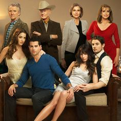 dallas tv show pictures.  This is just as good as the old one.