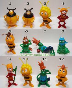 Die Biene Maja (1986/87) Kinder Surprise
