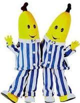 Resultado de imagen para imagenes bananas en pijamas
