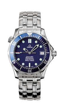 Seamaster, Omega Seamaster, my buddy has this... so choice.
