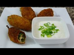 Jalapeño Poppers, Stuffed Jalapeños, Easy Recipe, Tex-mex recipe. - YouTube