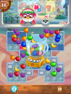 juice jam iphone 6 - Google Search Kindle Games, Cookie Crush, Game Ui Design, Match 3, Matching Games, Mobile Game, Game Art, Iphone 6