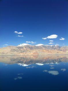 Beautiful tsomoriri #Ladakh #Viaggiare India, Explore, Mountains, Places, Nature, Travel, Beautiful, Heaven, Viajes