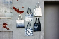 Who doesn't need a proper tote? We love these as welcome gifts for your out of town guests. Let yourself get creative and dye them in colors to match your weddi