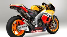 Moto GP bike for 2012