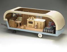 The Cardboard Crafter: The Art of the Miniature, or Top 10 Unique Doll Houses