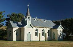 Oturehua Presbyterian Church (c.1925)