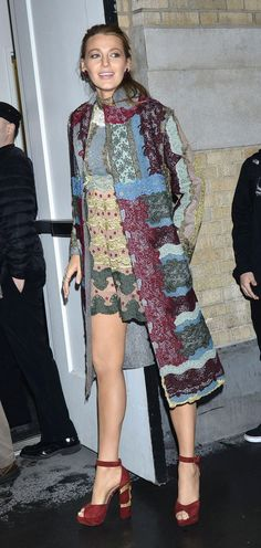 7 times Blake Lively's shoe game was beyond insane