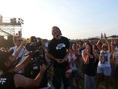 Ufficiale: i Foo Fighters suoneranno a Cesena il 3 novembre. Il video di Rockin'1000 supera i 25 milioni di clic