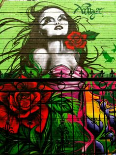 girlie grafiti IN LOVE WITH THIS SO MUCH IN A TUNNEL OMG OMG!!!!!!!!!! THIS MAKES ME WANT TO DANCE LIKE CRAZY!!!