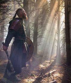 Vikings history channel IG @vikingsltv #Repost @peter.franzen with @repostapp ・・・ #historyvikings #ubbe @jordan_patrick_smith