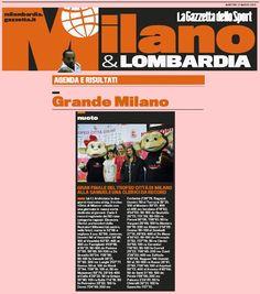 SCRIVOQUANDOVOGLIO: NUOTO TROFEO CITTA' DI MILANO:LA SECONDA E LA TERZ...