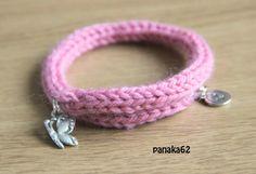 Bracelet Tricotin DIY Tuto (8)