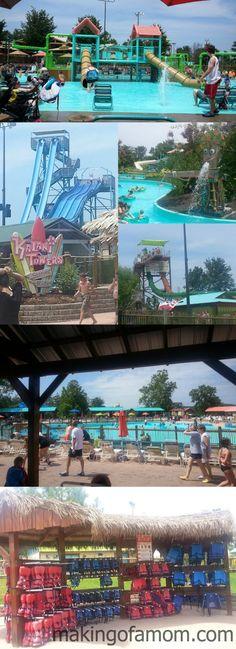 Cool Off at White Water – Branson, MO #ExploreBranson