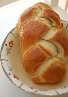 trenza de pan