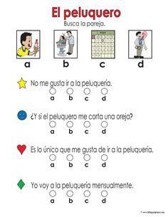 reading practice worksheet