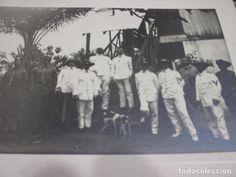 Fotografía antigua: Guinea Ecuatorial, Fernando Poo y Camerún alemán en 1910, con general Barrera, lote 6 fotos - Foto 8 - 93043310