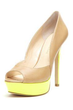 Enzo Angiolini Empietto Colorblock Pump  PumpWomen #Shoes