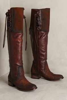 Freebird by Steven West Boots #anthrofave
