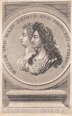 william of orange and louis xiv