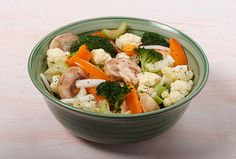 Marinated Fresh Vegetables - Kidney-Friendly Recipes - DaVita Kidney Recipes, Diet Recipes, Cooking Recipes, Diabetes Recipes, Vegetable Dishes, Vegetable Recipes, Low Potassium Recipes, Kidney Friendly Foods, Soup With Ground Beef