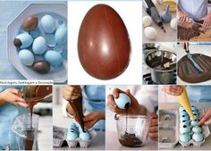 Decorar Huevos de Pascua DIY
