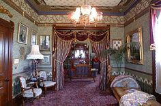 Decorating your 1860's parlor - Will Baker