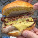 Nuremberg sausage .. Great website on German Food!