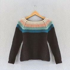 Inšpirácie na háčkované šaty, tričká a svetríky pre mamičky :) - Album používateľky ivetusik | Modrykonik.sk