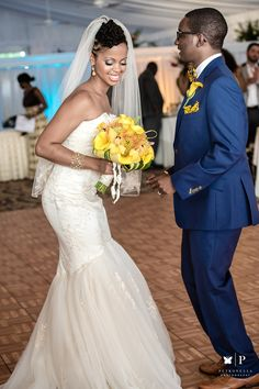 Jamaican and Tanzanian Multicultural Wedding in New York from Petronella Photography: Jerryanne + Nathan - Munaluchi Bridal Magazine