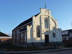 Uithuizen (Gr) - Doopsgezinde kerk
