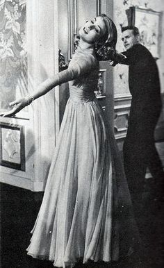 """Grace Kelly in """"High Society"""", 1956"""