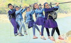 Published as front page photo on Nagarik, photo by Rameshwor Karki