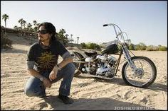 gilby clarke motorcycle