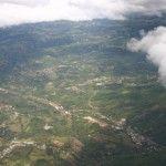 Nature Air Flight from San Jose to Tamarindo, CR.