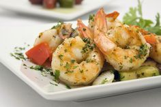 Total Choice Spicy Shrimp Veggie Stir-Fry: Try this Asian-inspired dish with a kick. Eat this recipe on the Total Choice 1200-calorie plan.