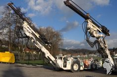 Minemaster Bohrwagen http://www.ito-germany.de/kaufen/mine-master    used #Mining and #underground #Equipment for sale #GHH #Sandvik #Tamrock #Minera #Tunneling #Coal #Goldmining