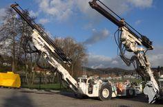 Minemaster Bohrwagen http://www.ito-germany.de/kaufen/mine-master    used #Mining and #underground #Equipment for sale #GHH #Sandvik #Tamrock #Minera #Tunneling #Coal #Goldmining