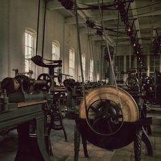 Thomas A. Edison's Menlo Park Laboratory, Greenfield Village, Dearborn, Michigan