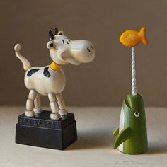 Scott Fraser Cow and the Narwhal