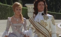 Merveilleuse Angélique (French period movie serie with gorgeous gowns) part 2.