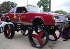 ghetto car buick regal donk donkey kong Some people should not be allowed to own cars Photos) Donk Cars, Cars 1, All Cars, Sport Cars, Sport Bikes, Strange Cars, Weird Cars, Crazy Cars, Strange Things