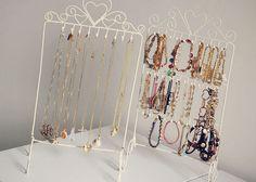 Idéias para organizar as bijus