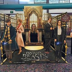 Fantastic Beasts, Mirrix Looms Creation (working), Crystal Creations and HURRY Last Days for Gift Guide Ads